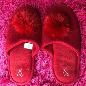 Slippers from Victoria's Secret!